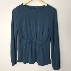 Ann Taylor Long Sleeve Blouse NWT